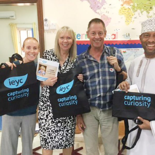 'Capturing Curiosity' with educators in Oman