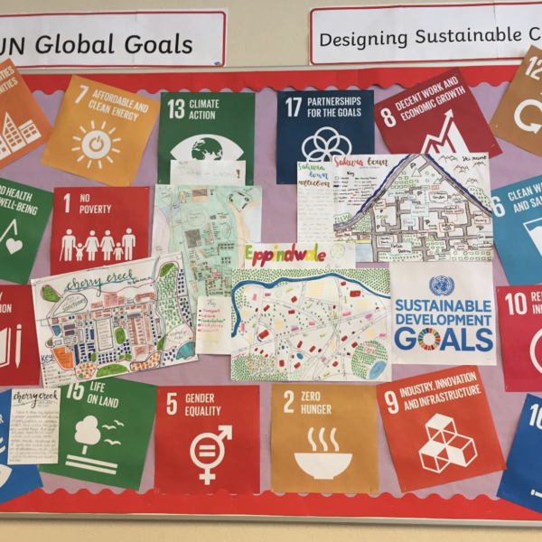 Putting the UN Sustainable Goals into action at Sakhalin International School, Russia
